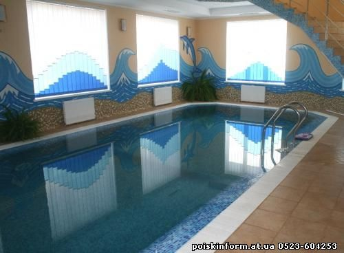 Установка и ремонт бассейнов